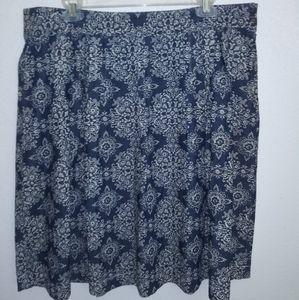 Loft Skirt. Size 14